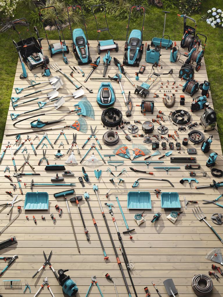 Gardena, your gardening tools - Tung Wai Garden